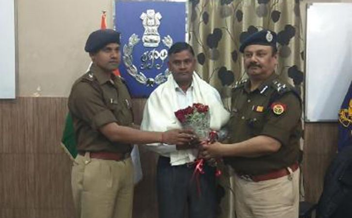 Uttar Pradesh Cop Puts Duty Over Daughter Death