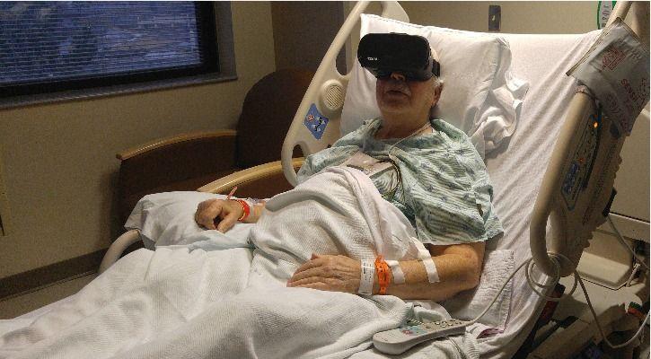 VR hospital