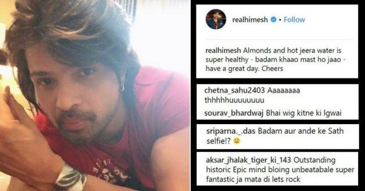 17 Times Himesh Reshammiya 'Xposed' His 'Suroor' On Instagram & Showed How Self-Obsessed He Is