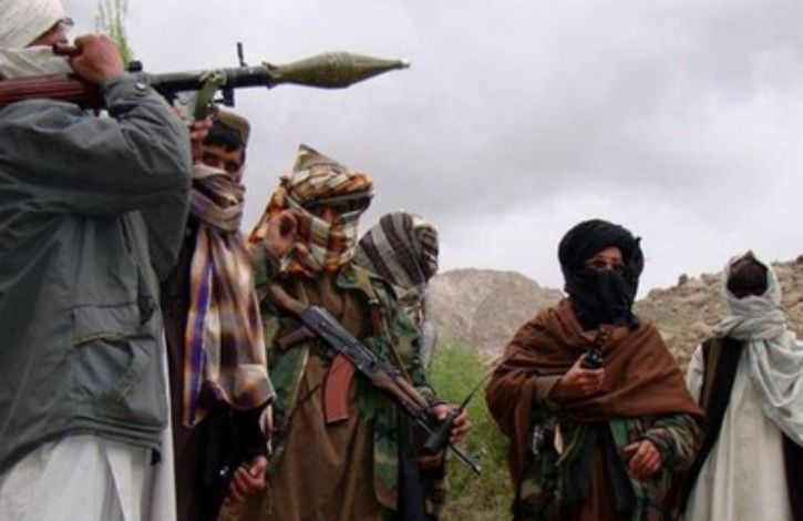 7 indian taliban gunman