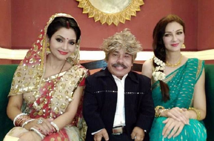 A picture of actor KK Goswami