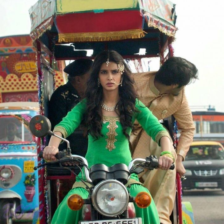 A picture of Diana Penty from Happy Bhag Jayegi.