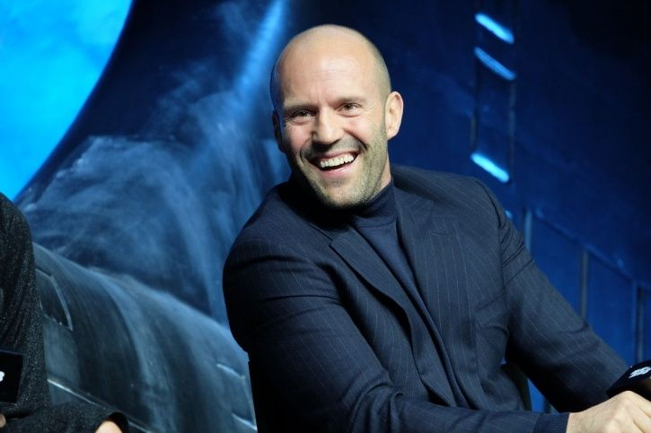 A picture of Jason Statham AKA Deckard Shaw of Fast and Furious.
