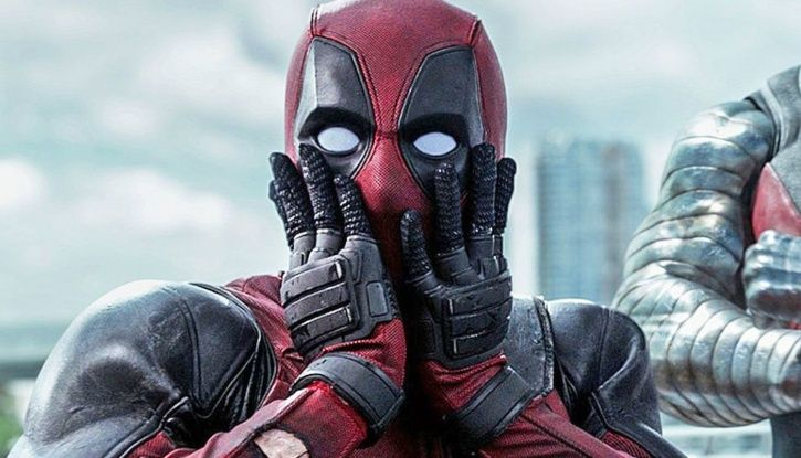A picture of Ryan Reynolds AKA Deadpool 2