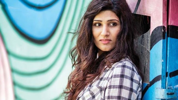 A picture of singer Shashaa Tirupati