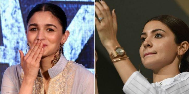 Alia Bhatt and Anushka Sharma