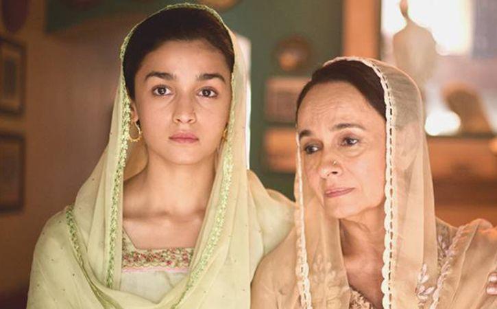 Allia Bhat and Soni Razdan