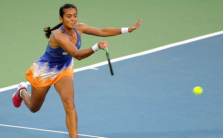 Ankita To Play In French Open Qualifying Round