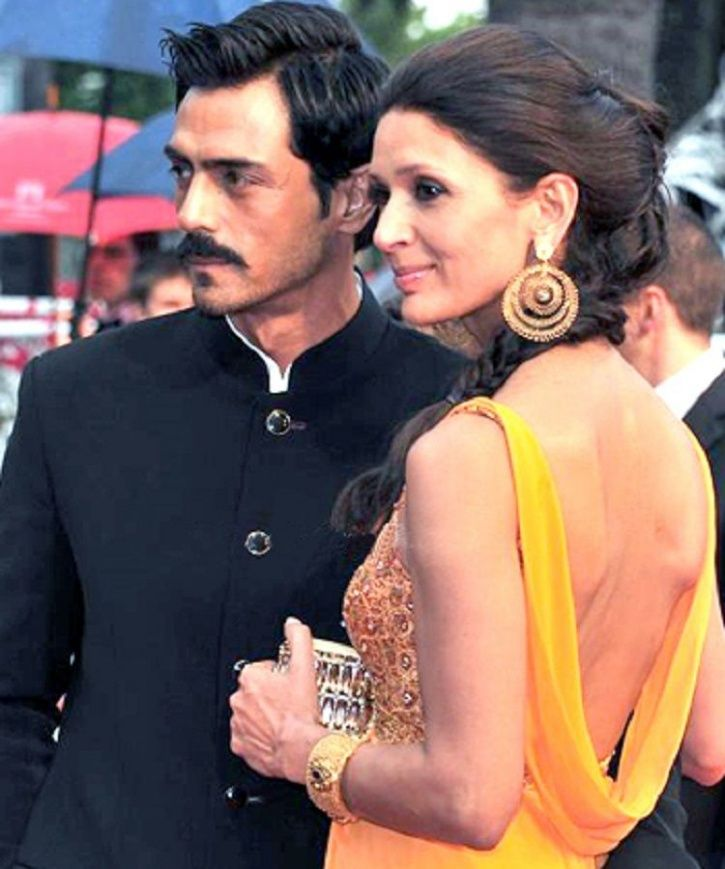 Arjun and Meher