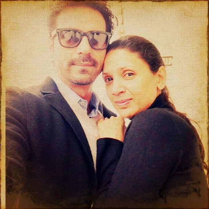 Arjun and Mehr