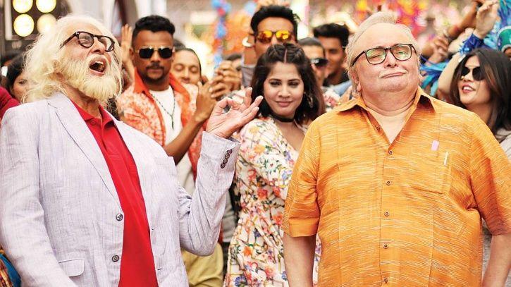 Big B and Rishi Kapoor