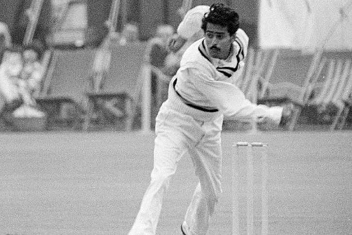 BS Chandrasekhar- the magician leg-spinner from the 70s || Image Source BCCI