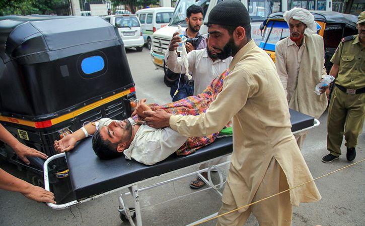 BSF Jawan Four Civilians Killed In Pakistan Shelling In Jammu