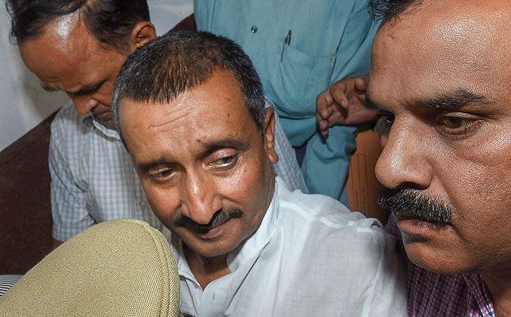 CBI Confirms Rape Charge Against Unnao MLA Kuldeep Singh Sengar