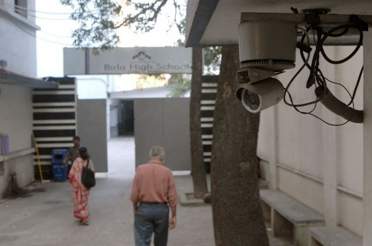 CCTVs In Government Schools