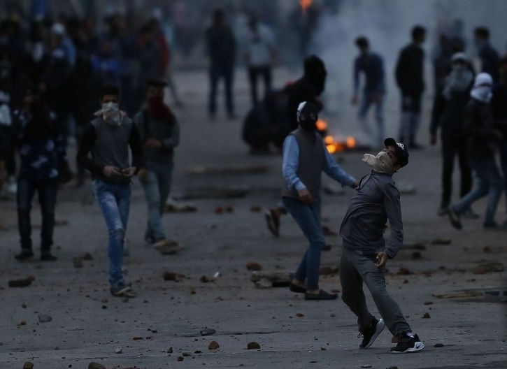 Chennai Youth Visiting Kashmir With Family Killed By Stone-Pelters In Srinagar