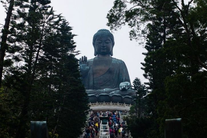 China Orders Crackdown On Outdoor Religious Statues