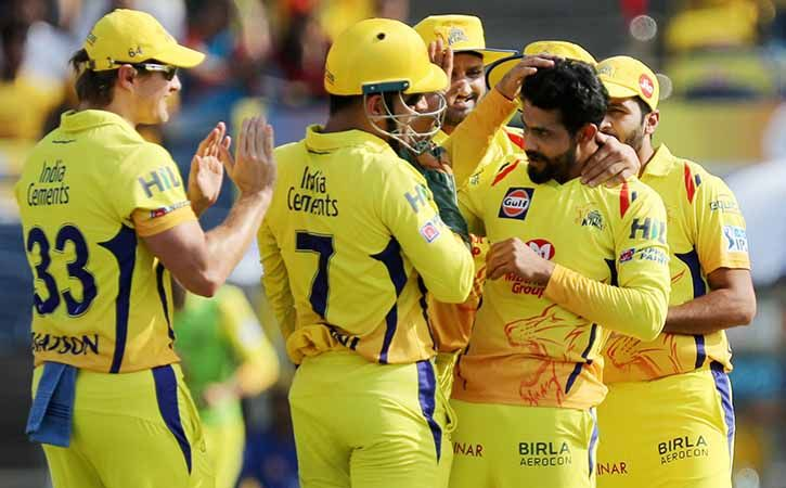 CSK Have Played Like A Champion Team On Return