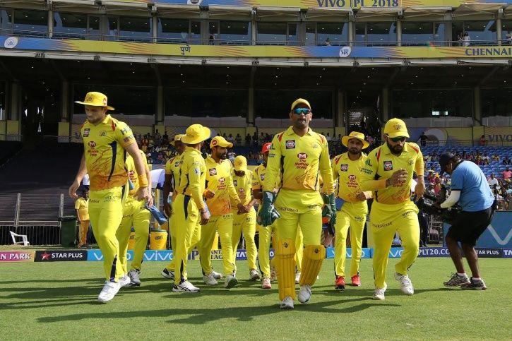 CSK last won the IPL in 2011