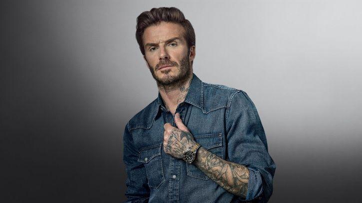 David Beckham has OCD
