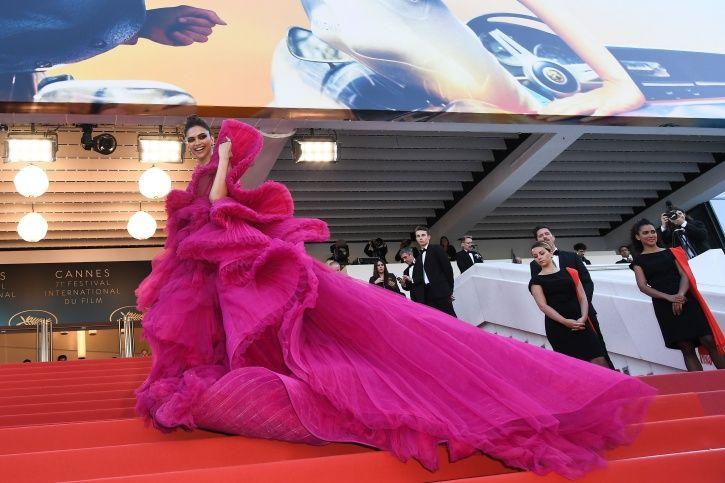 Deepika At Cannes1