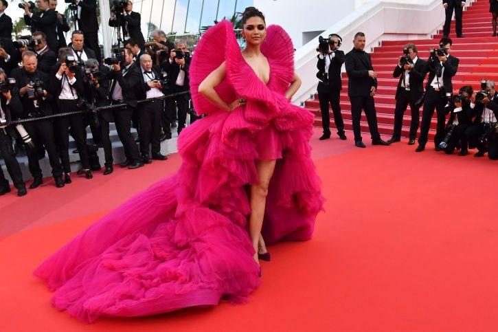 Deepika At Cannes2