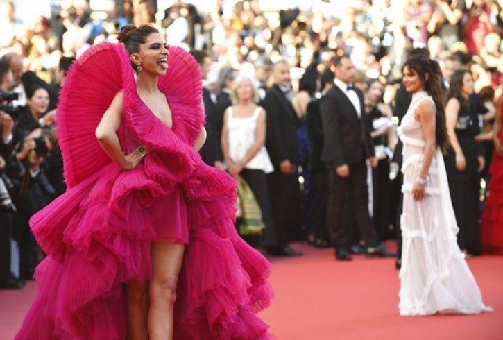Deepika at Cannes