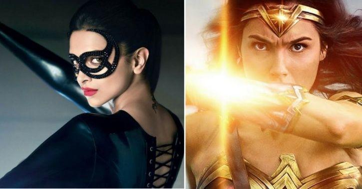 Deepika Padukone Will Play A Wonder Woman-Inspired Superhero In Her Next