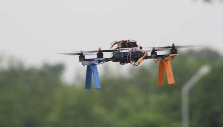 Drone delivery of your favourite food soon