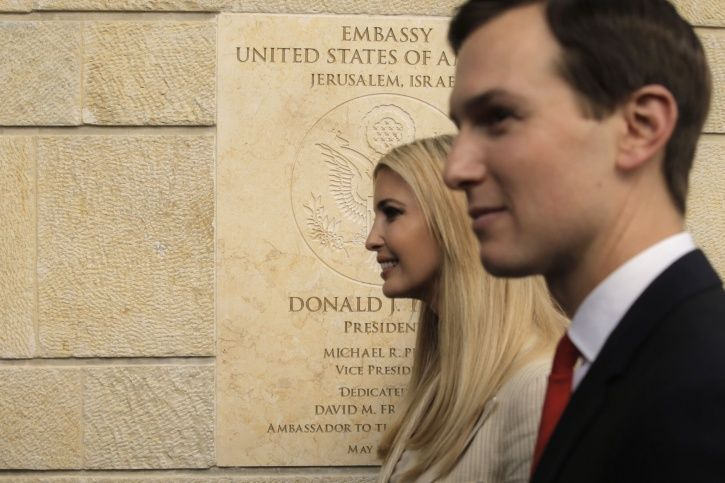 embassy in Jerusalem