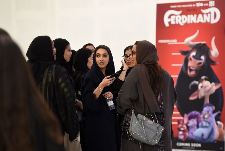 embed saudi arabia women