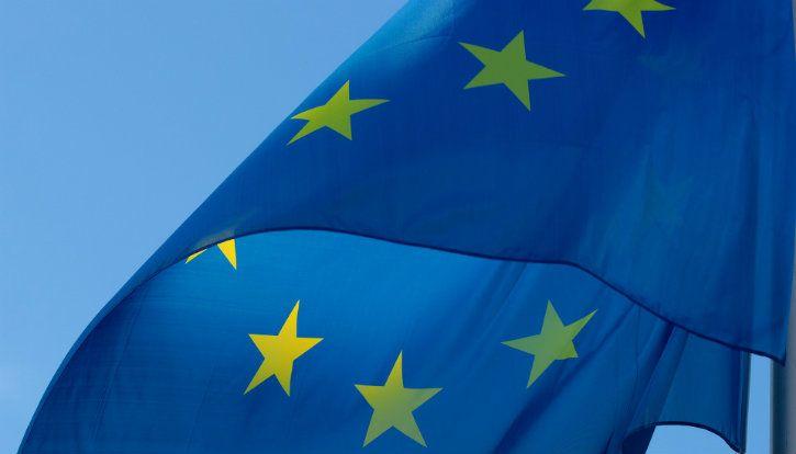 eu flag gdpr data privacy law