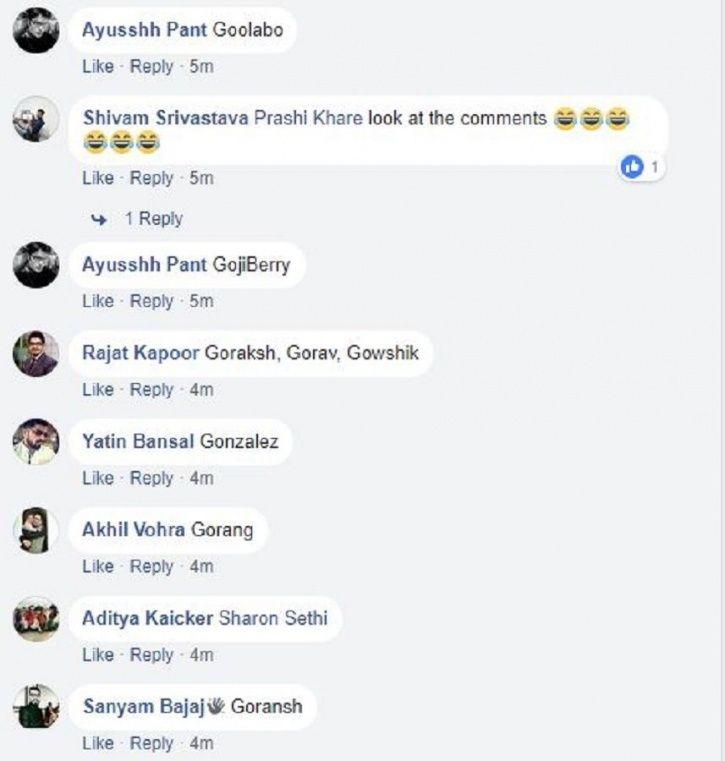 Facebook/Delhi Post