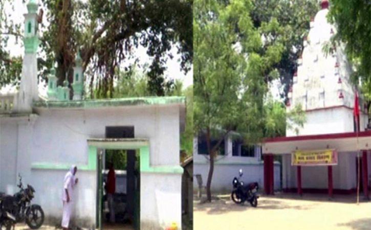 Faizabad Village Sets Example Of Hindu Muslim Unity