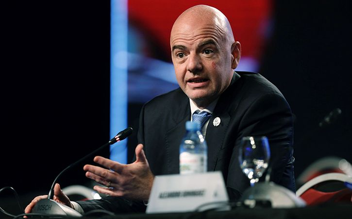 FIFA Wants To Hold A Mini World Cup Every Two Years