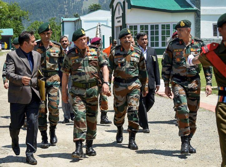 Five Terrorists Killed In Jammu And Kashmir After Army Foils Infiltration Bid Along LoC