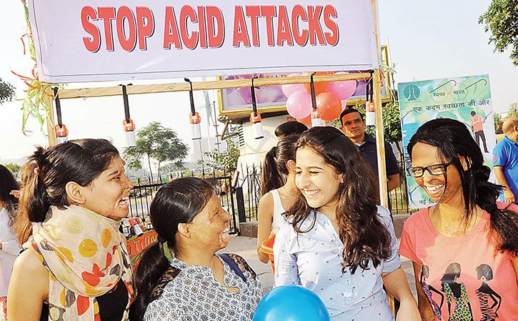 Fix Compensation For Rape Acid Attack Victims