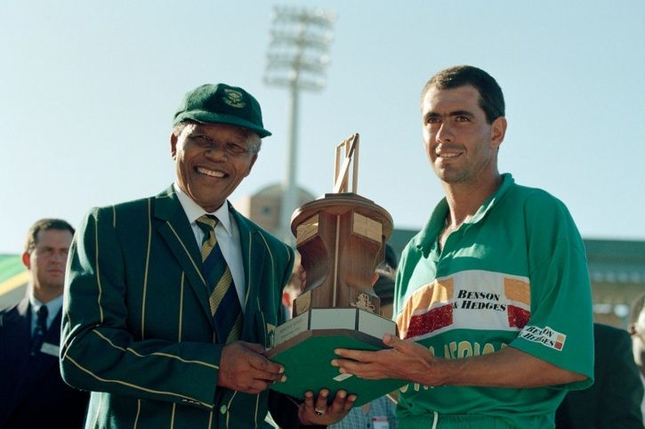 Hansie Cronje was banned for life in 2000