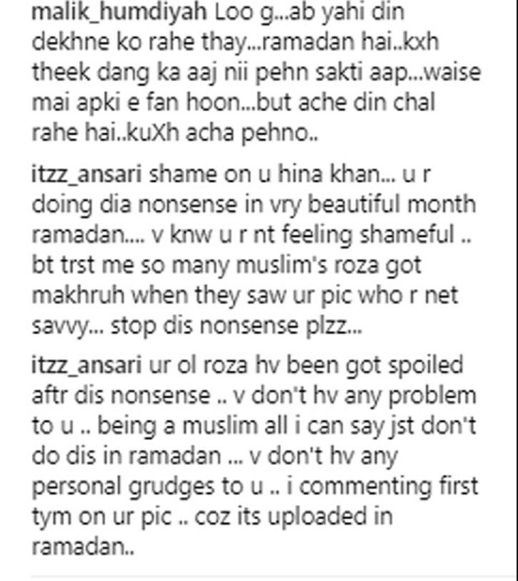 Hina Khan Gets Trolled For Not Knowing How To Dress During The Month Of Ramzan