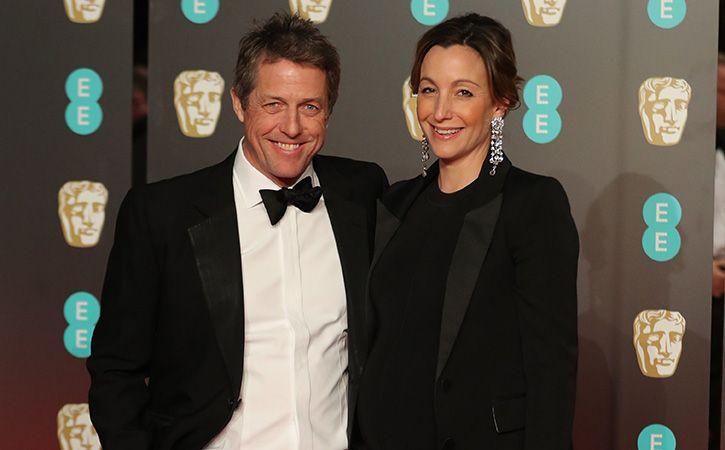 Hugh Grant Gets Married For The First Time To Swedish Tv Producer Anna Eberstein