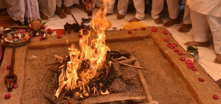 In Gujarat The Government Is Planning To Perform Yagna In 33 Districts For Rains