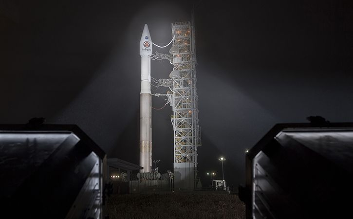 InSight Launches
