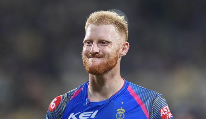 IPL 2018 Ben Stokes