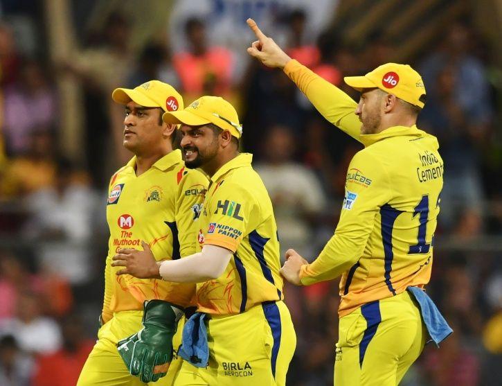 IPL 2018 Dhoni