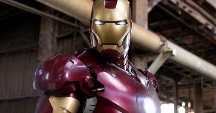 Iron man suit stolen