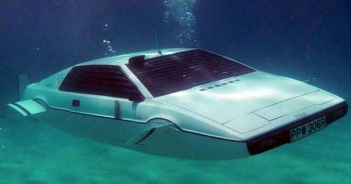 James bond car Elon Musk bought