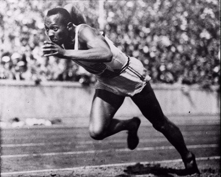 Jesse Owens was a class apart