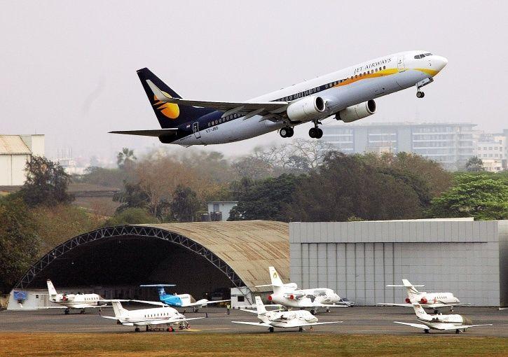 jet airways mumbai