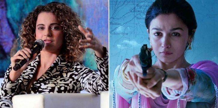 Kangana and Alia Bhatt