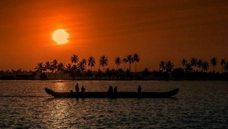 Kerala sunset